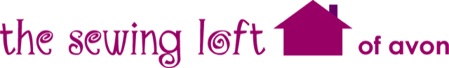 The Sewing Loft of Avon Logo